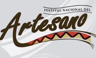 Jorge Rojas en la 21° Edición del Festival del Artesano en Santiago del Estero