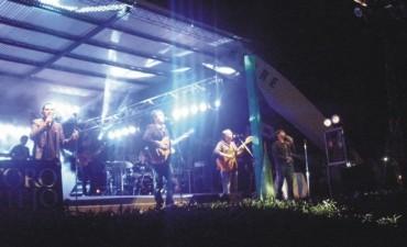 Los Nocheros en el 48° Festival Nacional de Doma y Folklore en Intendente Alvear La Pampa