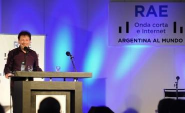 Micros de folclore hechos por la Radio Argentina al Exterior son furor en China