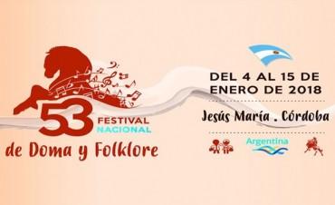 Llega la edición 53° del Festival Nacional de Doma y Folklore de Jesús María