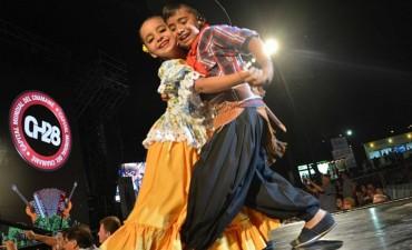 Corrientes disfrutó de la primera noche del Festival Nacional del Chamamé