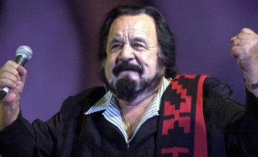 Horacio Guarany regresará al escenario del porteño ND Teatro el 10 abril