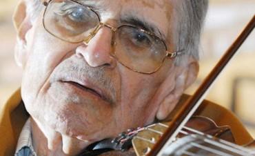 Sixto Palavecino el centenario del violín sachero
