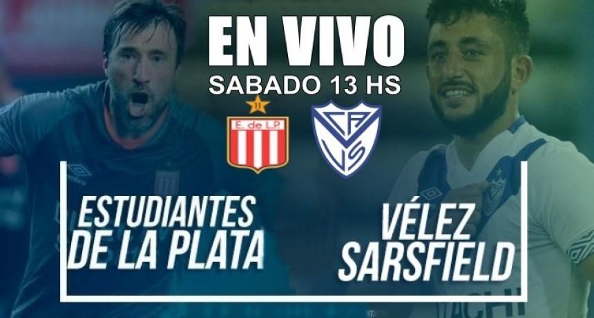 En VIVO por Argen TV y La Folk Argentina Vélez recibirá a Estudiantes a partir de las 13 Hs con necesidades diferentes