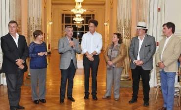 El Museo de Arte de Tigre presentó su renovado salón principal