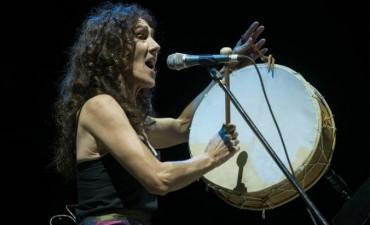 Silvia Iriondo protagoniza el ciclo