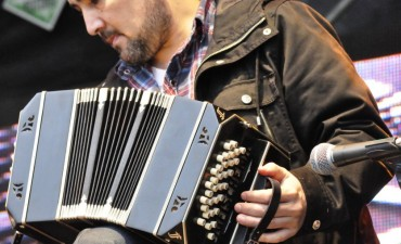 El bandoneonista Horacio Romo adelanta material de su primer disco solista en el Tasso