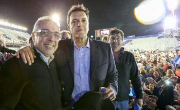 Julio Zamora:Sergio Massa va a ser el próximo presidente de todos los argentinos