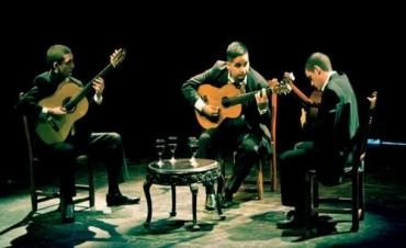 El trío La Guardia Nueva se presenta en el Espacio Cultural del Sur