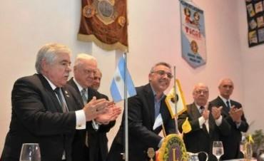 El Club de Leones de Tigre festejó su 50° aniversario