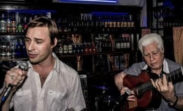Santiago Muñiz y Alfredo Sadi se presentan con Raza Tango