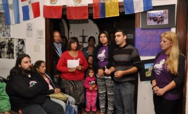El FPV de Tigre presentó una línea que atenderá las 24 horas a víctimas de violencia familiar