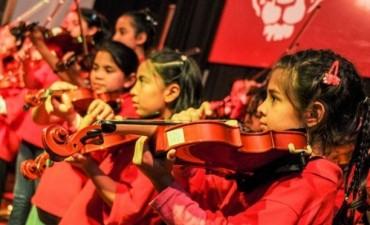 Se viene el 1° Encuentro del Programa Municipal de Orquestas Infanto Juveniles