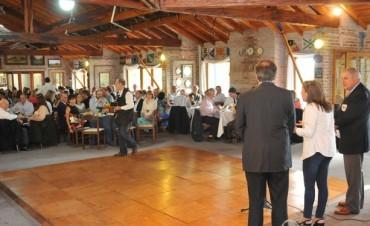 El club de remo Teutonia festejó su 125º aniversario