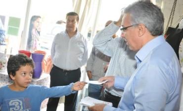 Más acciones para promover el desarrollo infantil en Tigre