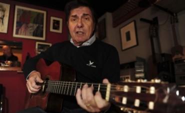 José Ángel Trelles, con canciones propias que