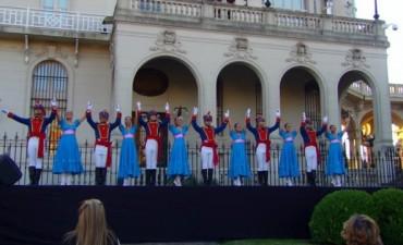 Un ballet de arte folklórico tigrense es parte de la Unesco