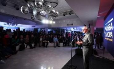 """Julio Zamora: """"Nosotros gobernamos para todos los vecinos de Tigre"""""""