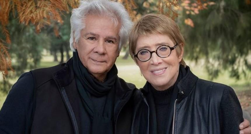 Teresa Parodi y Víctor Heredia se encuentran en un concierto único