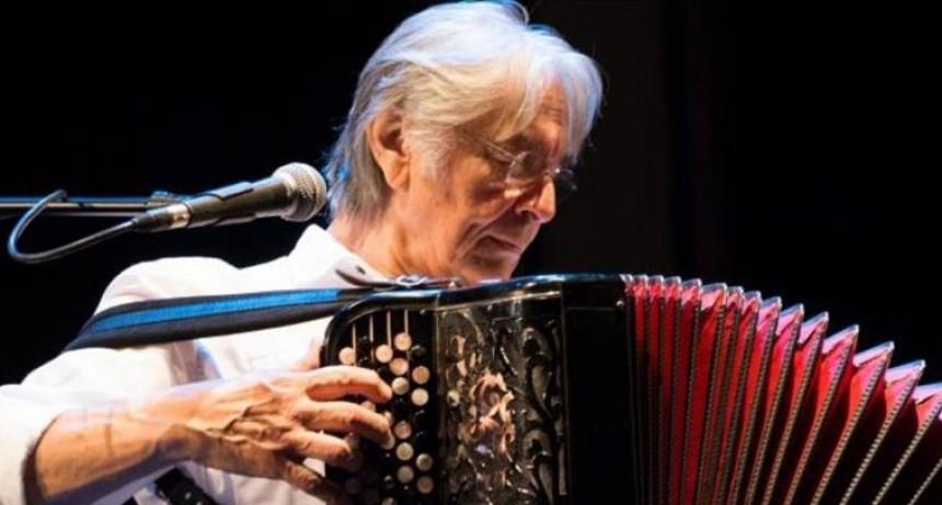 Raúl Barboza celebrará sus 80 años con una gira por el país