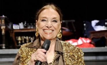 Falleció a los 88 años la cantante y bailadora española Nati Mistral