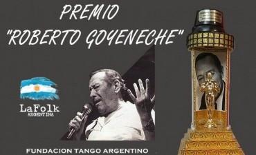 La Folk Argentina trasmitirá la primera entrega de los premios Roberto Goyeneche