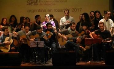 La apuerta multiplicadora de Don Olimpio mostró el espíritu del Encuentro Nacional de Músicos