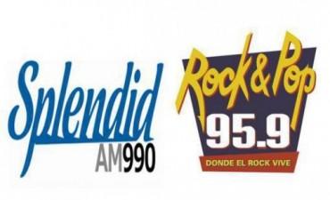 HOY a las 13 hs TODOS al Ministerio de Trabajo a repudiar los 40 despidos en Splendid y Rock&Pop
