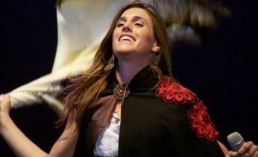 Soledad Pastorutti tocará en los festejos por el 104° aniversario de Olmos