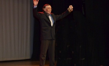 Daniel Toro recibió un emotivo homenaje del Instituto Nacional de la Música a la trayectoria