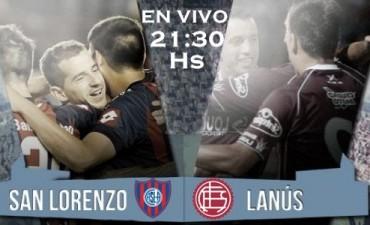 San Lorenzo intentará sellar su pasaje a semifinales ante Lanús 21:30 Hs en VIVO por NEXO 104.9 Fm