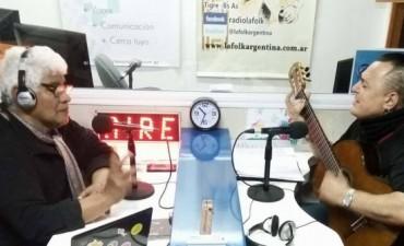 Toño Rearte uno de los mayores exponentes de nuestra música tiene su propio programa de Radio