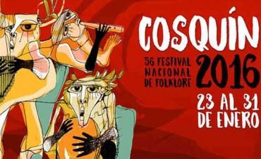 El 56° Festival Nacional de Folklore Cosquín 2016 ya esta en marcha