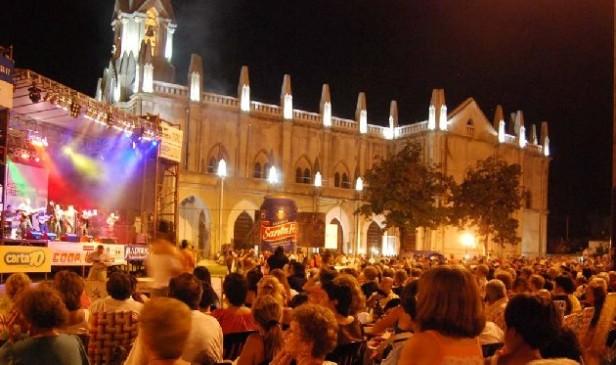 Comenzo el Festival Folclórico de Guadalupe en Santa Fe