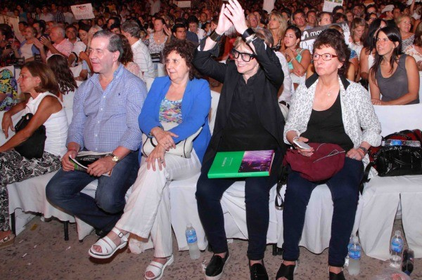 "Teresa Parodi ratificó la decisión de ""mostrar la gran diversidad"" en la Fiesta del Chamamé"