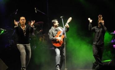 Fiesta de la Uva y el Vino en San Juan con Jorge Rojas y estrenos