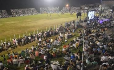 Diamante tiene nuevos campeones del Festival de Jineteada y Folklore