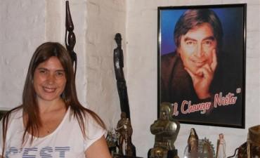 "Carla Nieto hija del Chango""La sangre tira demasiado"""