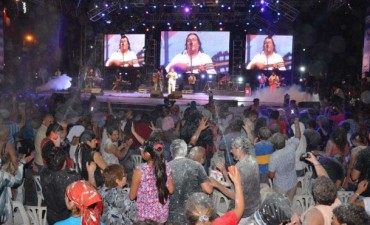 La Chaya fue presentada en Jesús María
