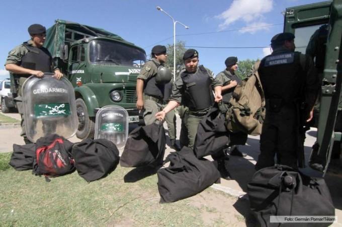 El Gobierno declaró la emergencia de Seguridad Pública por un año