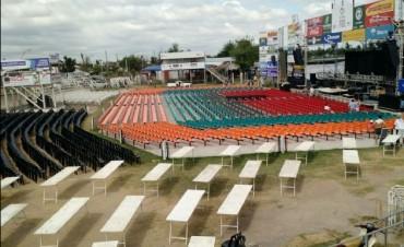El Festival de Folclore en el Agua de Villa del Rosario suspendido por razones climáticas