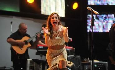Soledad celebra hoy en Cosquín 20 años de su debut en la plaza