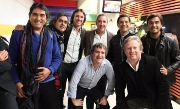 Los Alonsitos y Los Nocheros presentarán su nuevo disco