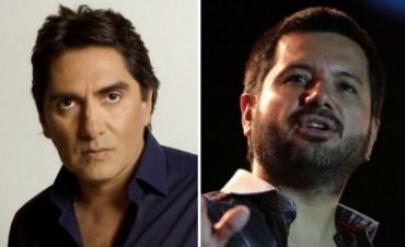 Kike Teruel le pegó a Jorge Rojas por su salida de Los Nocheros