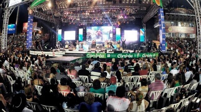 El presidente Macri se presentó en el Festival de Doma y Folclore