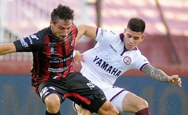 Con trasmisión en VIVO de La Folk Argentina y Argen TV, Patronato igualó ante Lanús en el reinicio de la Superliga