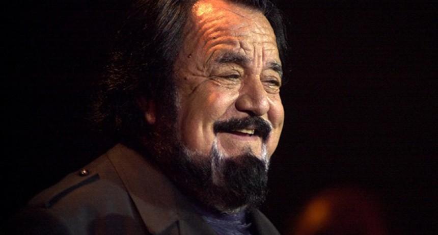 Horacio Guarany: Sus canciones más románticas, a cuatro años de la partida del gran cantor popular