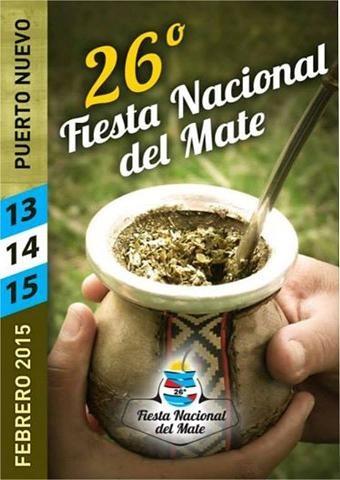 Dieron a conocer la grilla de la 26ª Fiesta Nacional del Mate en Entre Rios