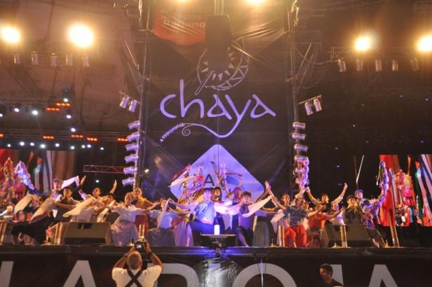 La Chaya 2015 cerró sus noches a puro folklore