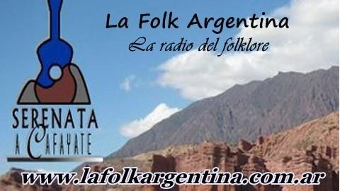 En vivo la ultima noche de la Serenata a Cafayate por la Folk Argentina